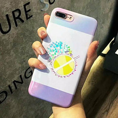 Durian iPhone Casing - Tropical Galaxy