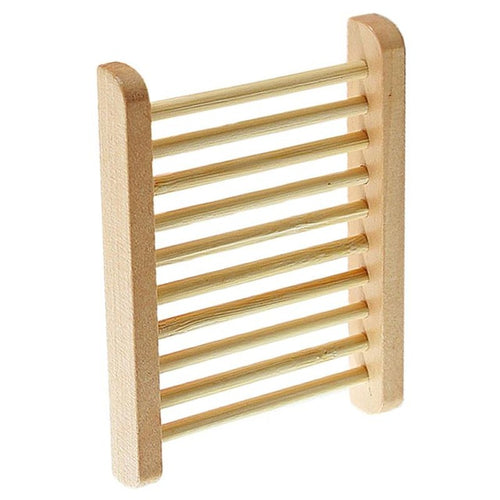 Natural Bamboo Soap Tray