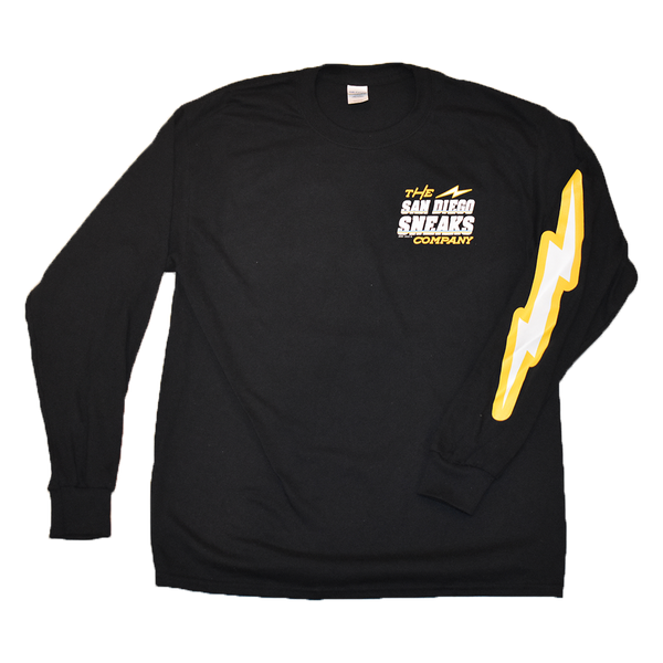 The Bolt Long Sleeve Tee