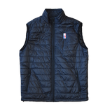 The Classic Embroidered Puffy Vest