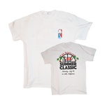 The Summer Classic Tee in White