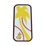 The Sneaks Baseball Club Palm Sticker