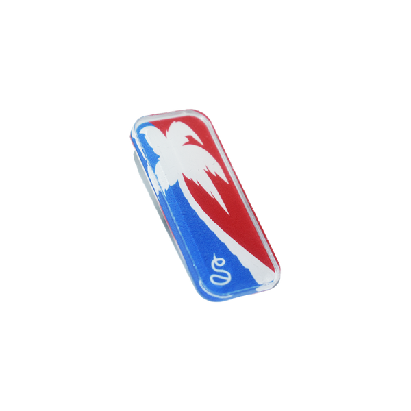 Palm Logo Acrylic Pin
