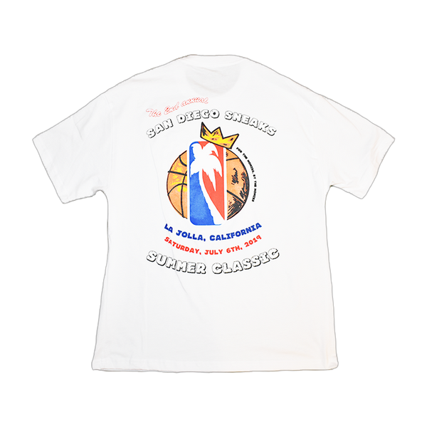 The 2019 Summer Classic Tee