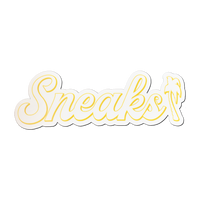 Script Sticker - Basic Hue Pack