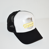 Sneaks Worldwide Trucker Hat