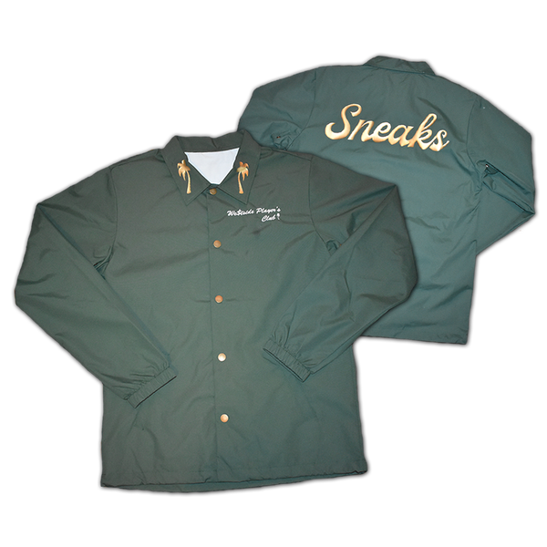The We$tside Player's Club Jacket