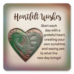 From The Heart 3D Cards - Heartfelt Wish
