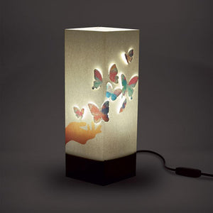 Butterflies Shadow Illusion Lamp