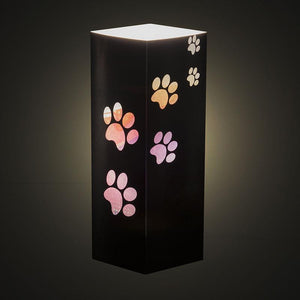 Dog Paws Shadow Illusion Lamp