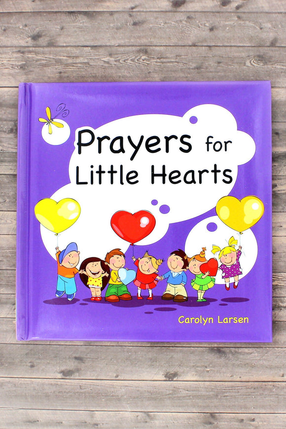 Prayers for Little Hearts Book