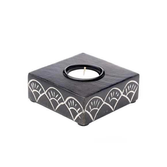 Vasant Tea Light Candle Holder - Matr Boomie (Candle)