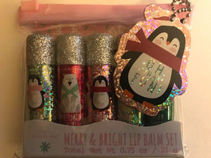 Simple Pleasures Merry & Bright Lip Balm