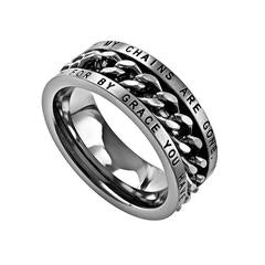 Men's Freedom Ring