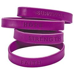 Awareness Sayings Bracelets