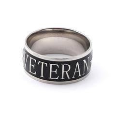 Christian Veteran - Patriot Ring