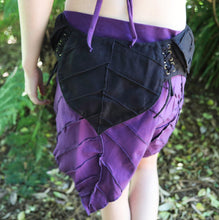 Leaf Hip Bag - festival pouch - utility belt - pocket belt - bum bag - fanny pack