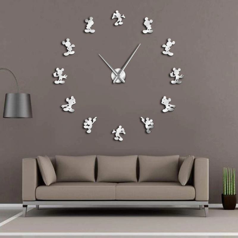 Mickey Giant Wall Clock
