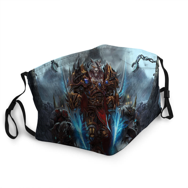 World Of Warcraft Fabric Mask
