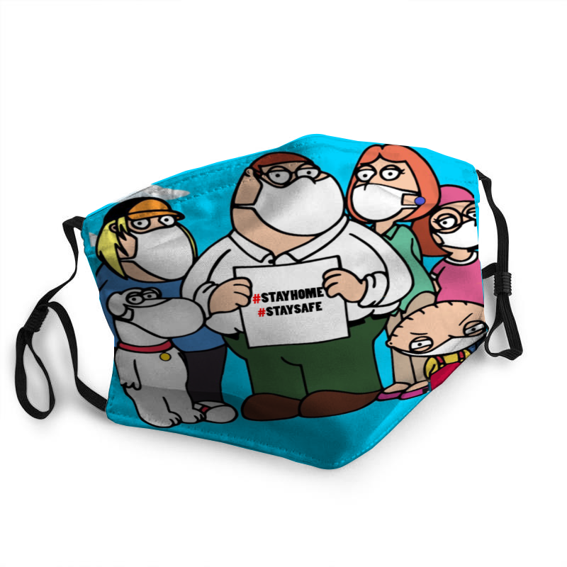 Family Guy Fabric Mask