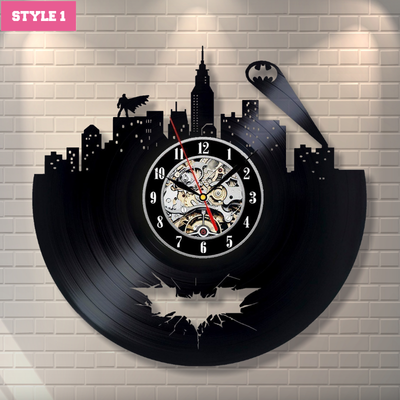 Batman New Wall Clock