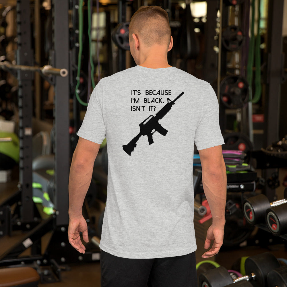 Black Rifle Short-Sleeve Unisex T-Shirt
