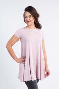 Swing Tunic Mauve