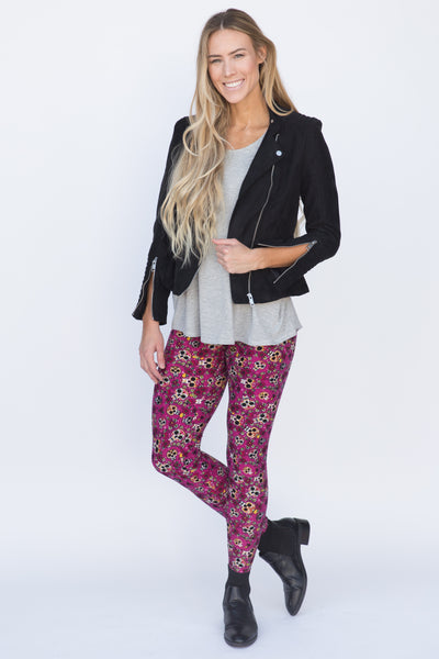 Jaw Pop Leggings