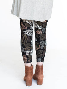 Pretty Wild Leggings