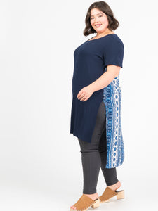 Daydreamer Tunic Navy