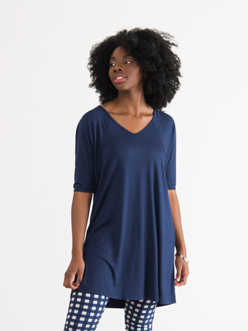 Love Tunic Navy