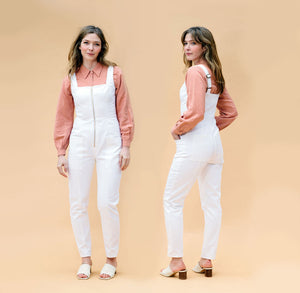 Introducing the Sloane Overalls & Pants Pattern