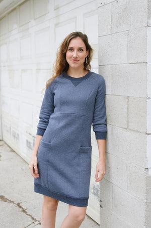 Sewing with Knits: Lola Dress