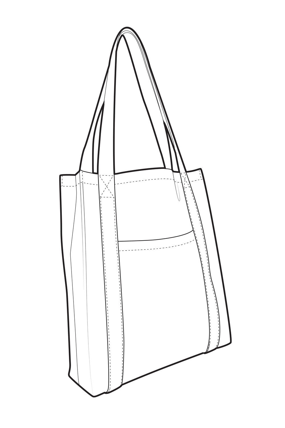 Beginner Sewing Introduction: The Madrid Tote - Victory Patterns