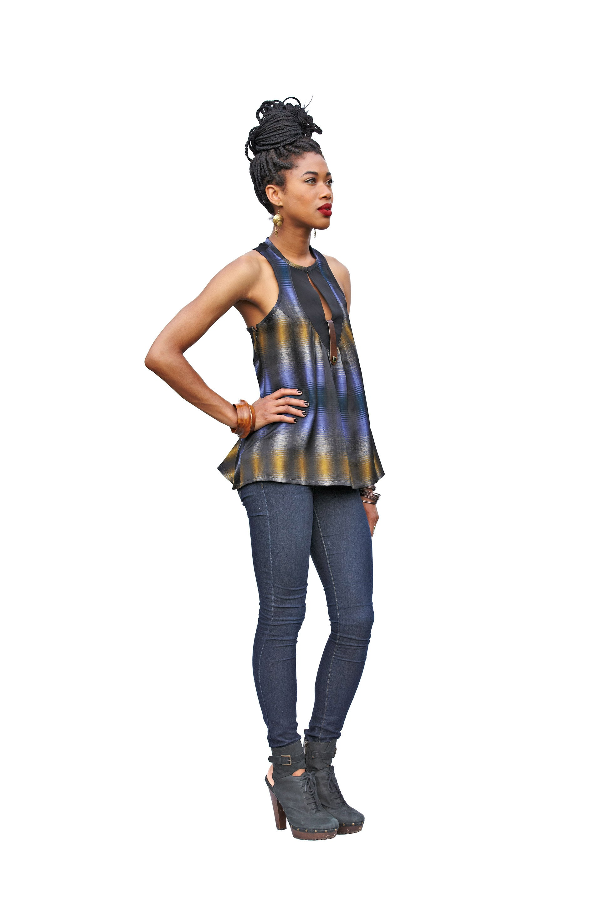 Simone Dress and Tank Top - PDF - Victory Patterns