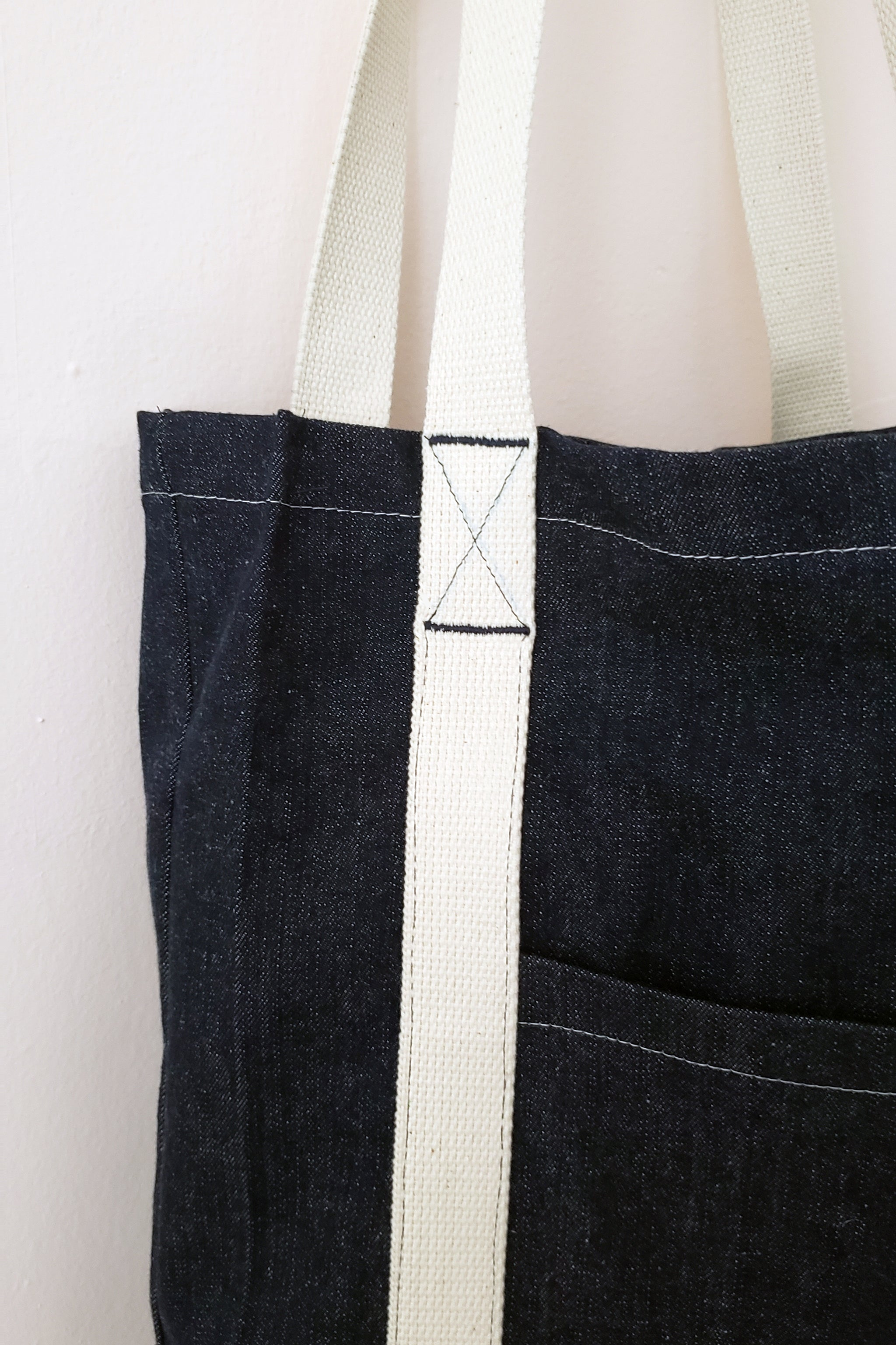 The Madrid Tote Bag - Victory Patterns