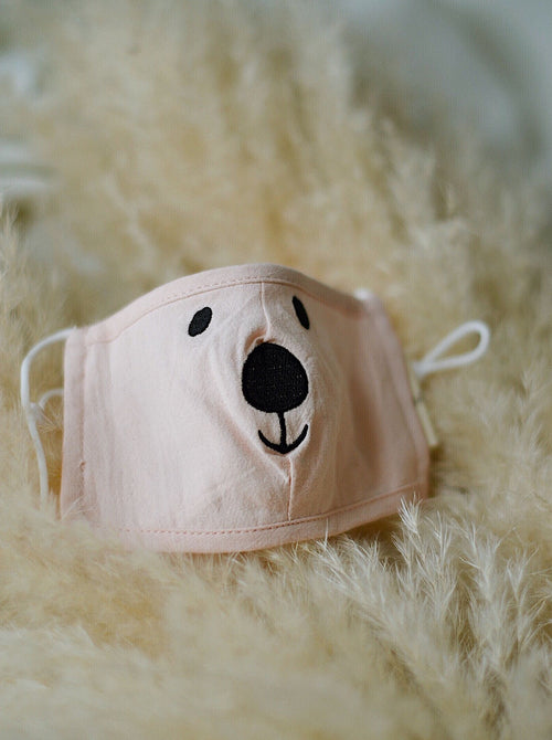 Bear Kids mask