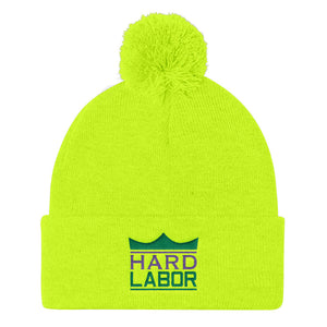"Mens ""Milwaukee Edition"" HL Pom Pom Knit Cap"