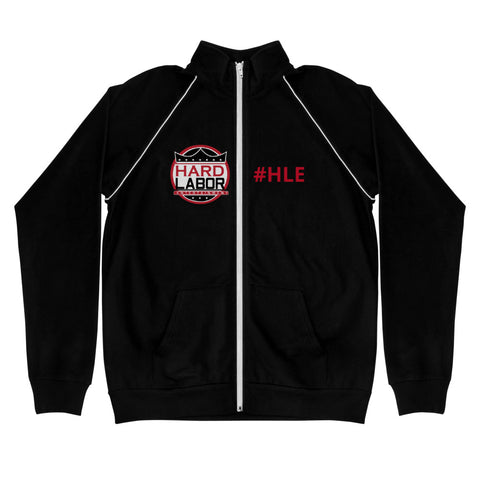 Hard Labor Piped Fleece Jacket