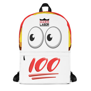 Emoji Bag Backpack
