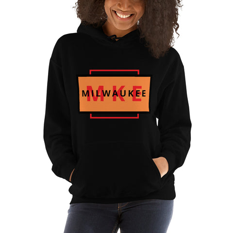 MKE Infrared Hooded Sweatshirt