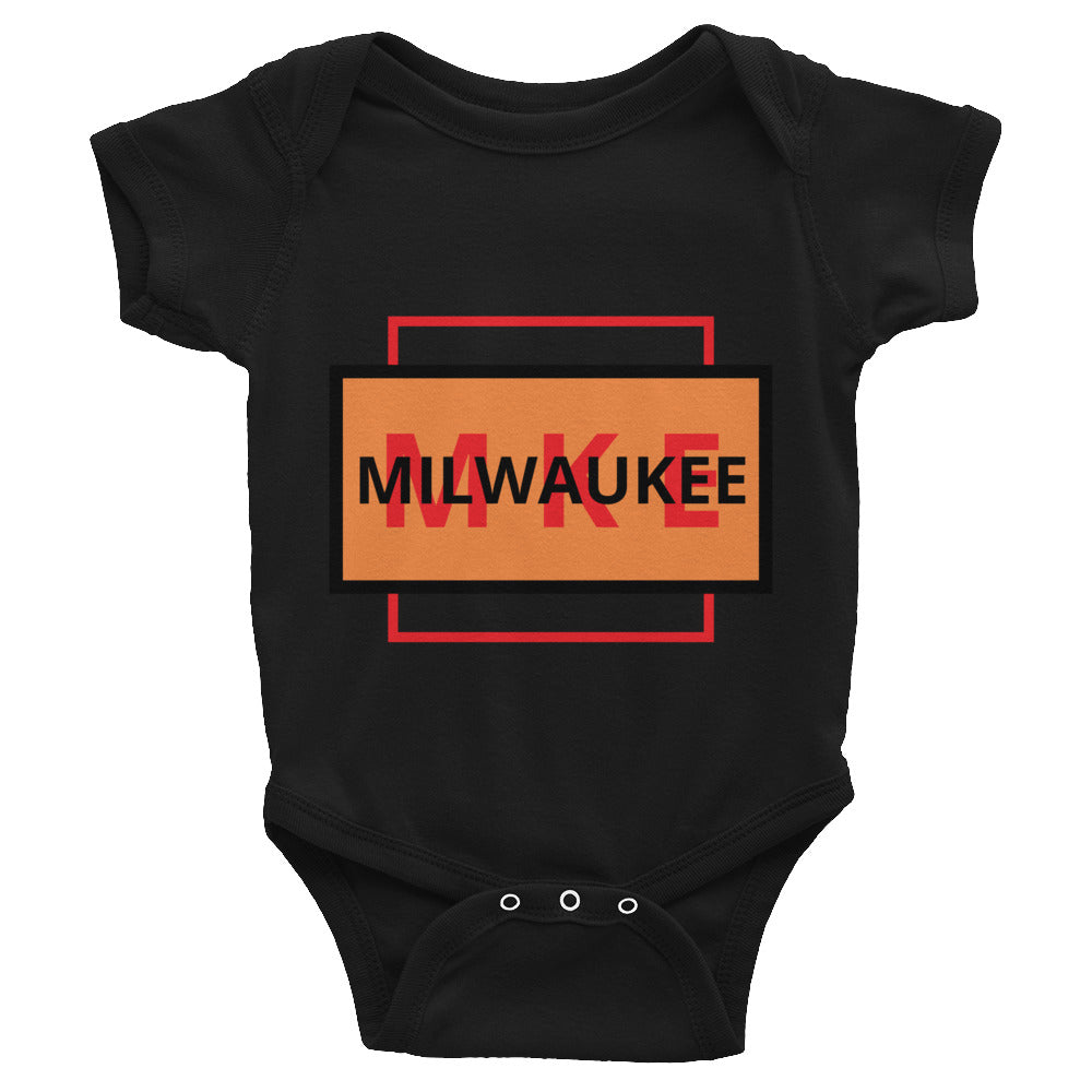 Infrared MKE Infant Bodysuit