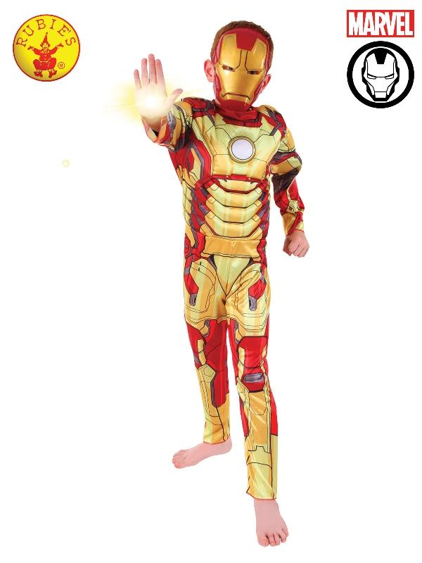 Iron Man 3 Deluxe Costume, Child