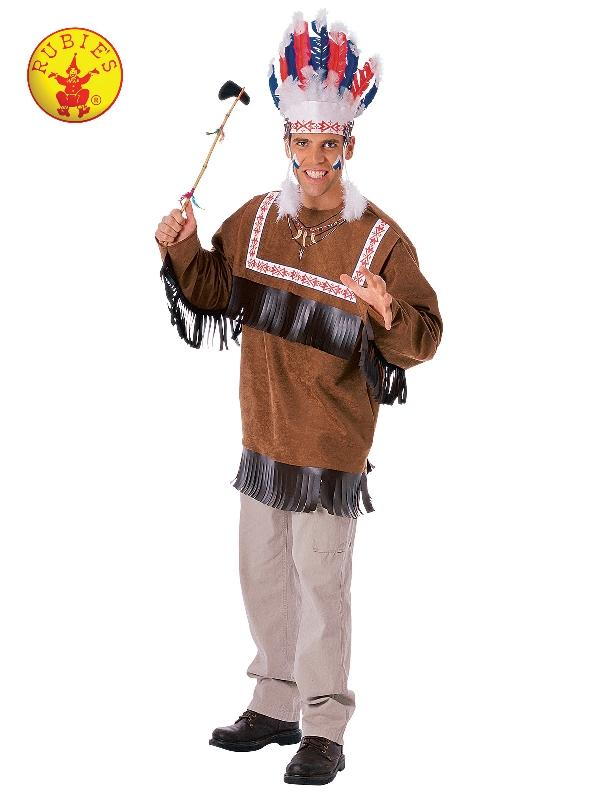 Cherokee Warrior Costume, Adult