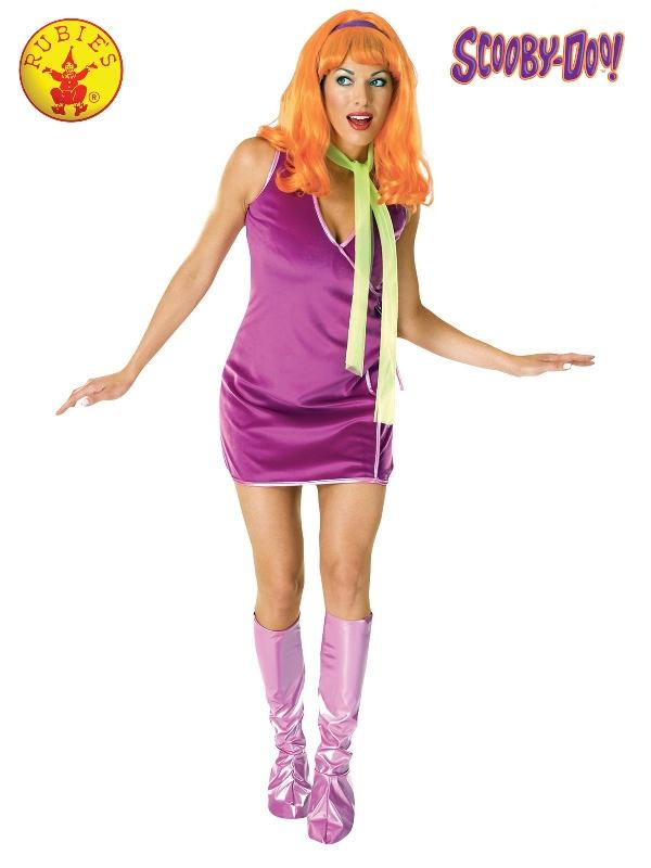 Daphne Deluxe Costume, Adult