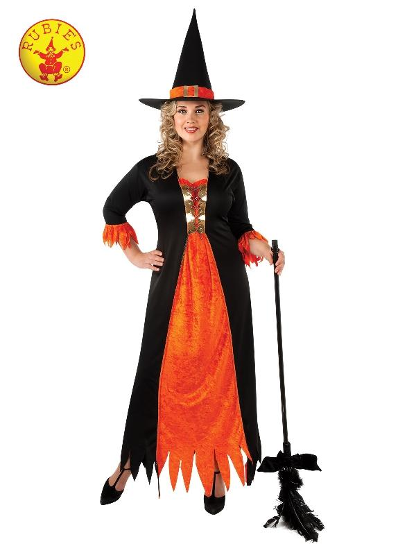 Gothic Witch Deluxe Costume, Adult