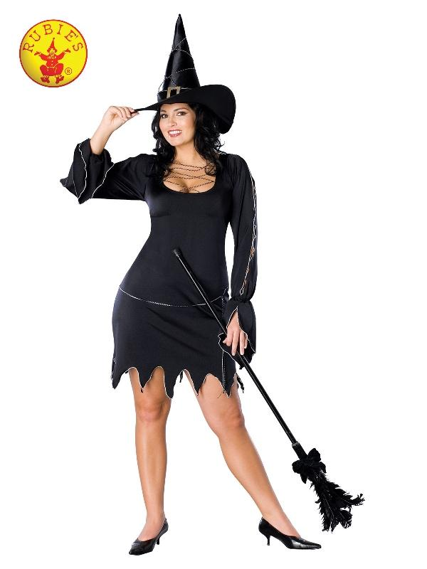 Bewitched Plus Sized Womens Costume, Adult
