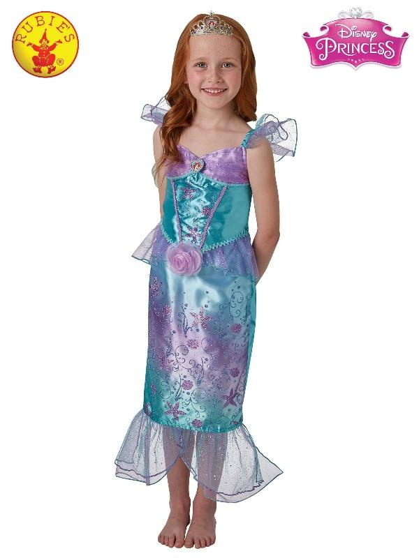 Ariel Rainbow Deluxe Costume, Child