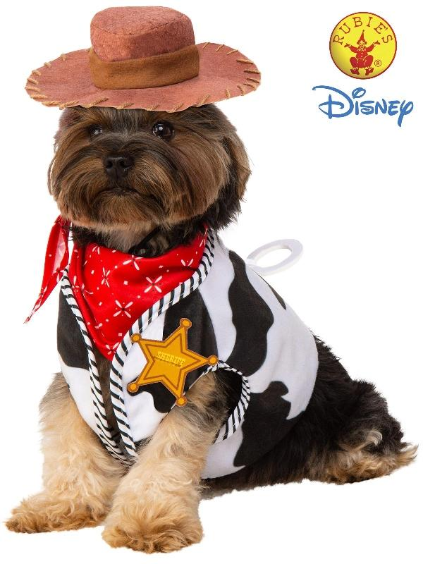 Woody Toy Story Dog Accessory, Pet