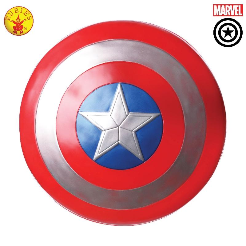 "Captain America 24"" Shield - Adult"